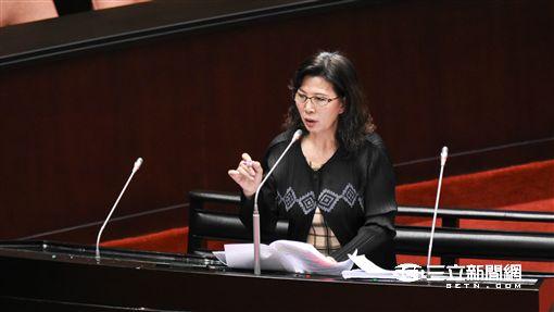 親民黨立委周陳秀霞 圖/記者林敬旻攝