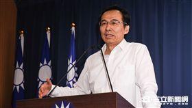 國民黨祕書長莫天虎 圖/記者林敬旻攝