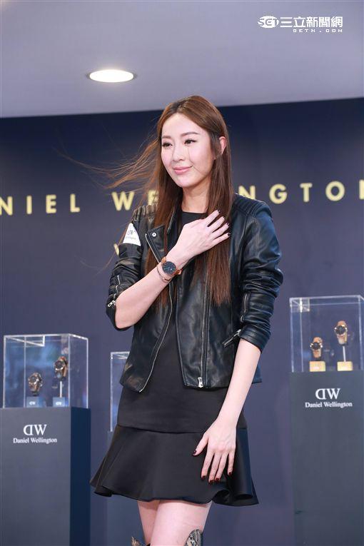 20161020-隋棠 腕錶品牌Daniel Wellington活動