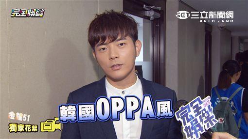20161020完娛金鐘幕後 圖/完全娛樂提供
