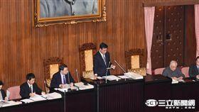 關稅法三讀修正通過,蘇嘉全 圖/記者林敬旻攝