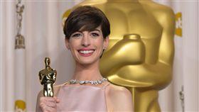 安海瑟薇(Anne Hathaway) 圖/美聯社