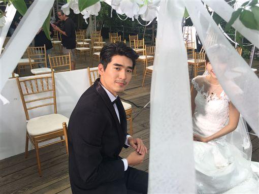 20161024涂善存拍攝陳奕迅新歌MV 圖/佳葳娛樂提供