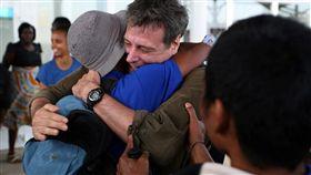 索馬利亞,海盜,人質,漁船,肯亞,獲釋,談判/路透社/達志影像