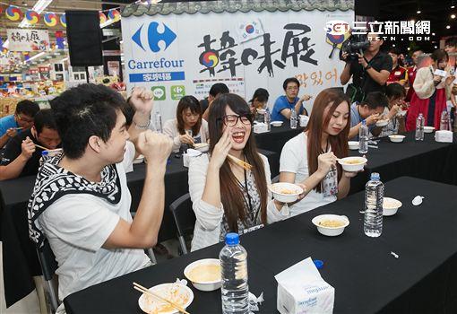 台灣人超哈韓 家樂福公布這個驚人數字
