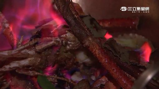 「蝦界姚明」斯里蘭卡蝦長如臂 要價1500元