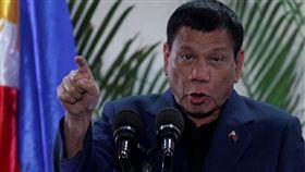 菲律賓,總統,杜特蒂,Rodrigo Duterte/(圖/路透社/達志影像)