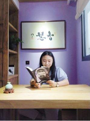 ▲小六女用文言文寫週記。(圖/翻攝自《浙江在線》)http://photo.zjol.com.cn/shehui/201610/t20161025_2021057.shtml#p=1