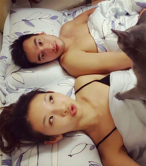 Ivy Chao、華航林依晨/臉書 ID-687449.jpg