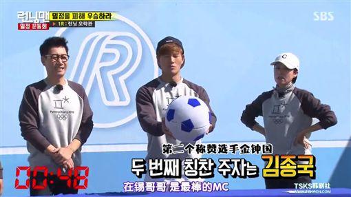 Running man,劉在錫,李光洙,金鍾國,炸彈,遊戲,稱讚,醜,善良/DailyMotion