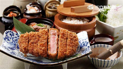 靜岡勝政日式豬排來台三週年。(圖/公關照)