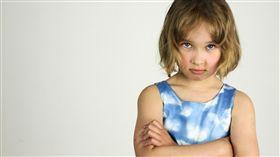 小孩,兒童,生氣,不耐煩(圖/Pixabay)