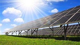 太陽能,太陽能板,科技,綠能(圖/shutterstock/達志影像)
