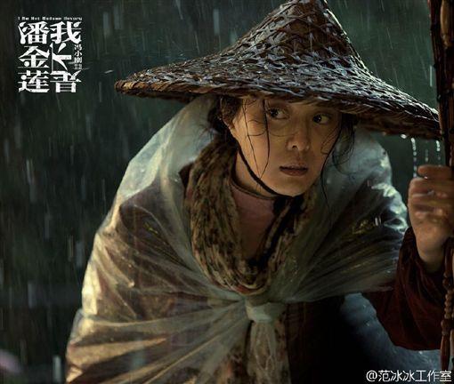 心目中最美的素顏女星 李安:范冰冰 圖/Yahoo TV提供、翻攝自范冰冰工作室微博