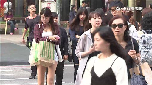 -台北-逛街-天氣-
