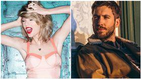 凱文哈里斯,泰勒絲,Taylor Swift,My Way,寫歌,Calvin Harris/臉書