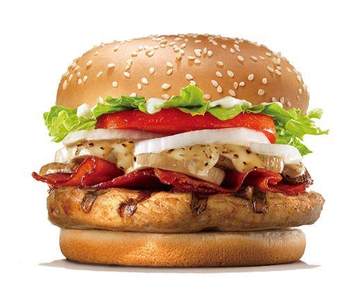 不藍瘦香菇!漢堡王祭田園野菇 肯德基慢食快享紙包雞