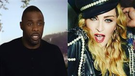 IG:瑪丹娜,Idris Elba