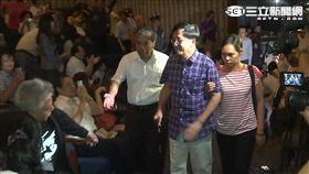 陳水扁出席音樂會