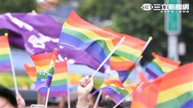 同志,遊行,婚姻平權,同志大遊行/林敬旻攝