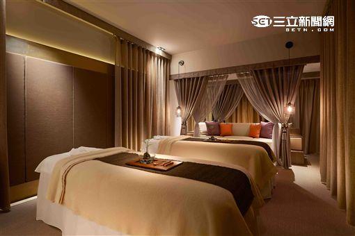 台北君悅Oasis Spa,旅展,飯店。(圖/台北君悅提供)