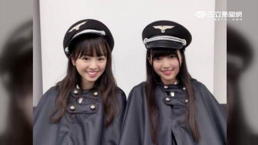 """AKB對手姐妹團 櫸46""""納粹風""""挨轟"""