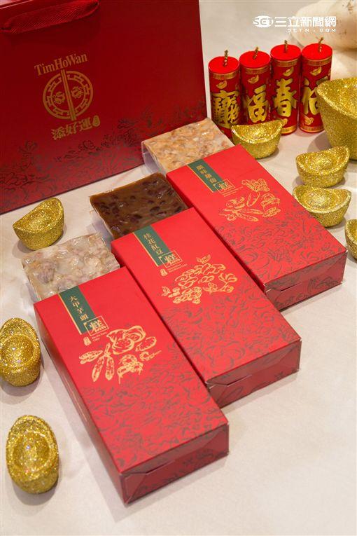 添好運年節禮盒。(圖/和億集團提供)