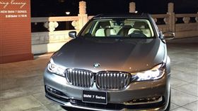 BMW大7(圖/翻攝自BMW臉書)