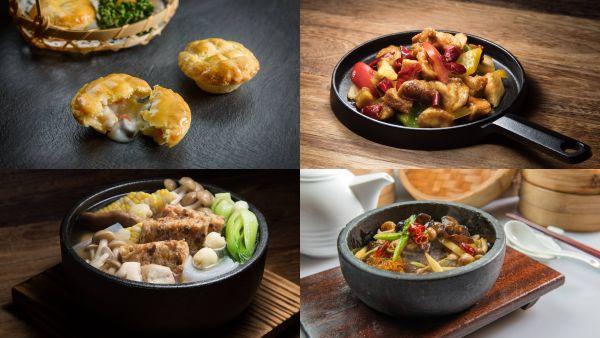 漢來蔬食11月8日將於忠孝SOGO開幕。(圖/翻攝自漢來蔬食FB)