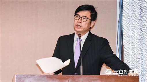 民進黨立委陳其邁 圖/記者林敬旻攝