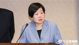 蒙藏委員會委員長林美珠 圖/記者林敬旻攝