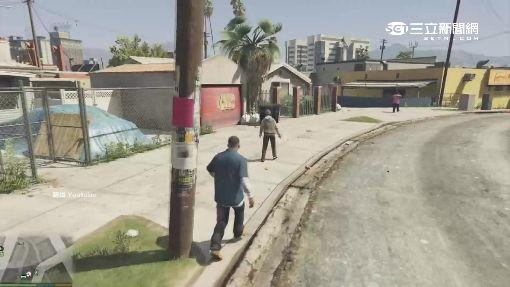 男率眾大街肉搜情敵 宛如線上遊戲翻版
