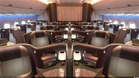 華航,A350商務艙 圖/華航提供