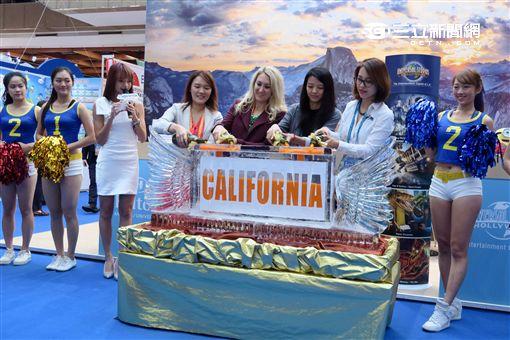 2016台北國際旅展。(圖/記者簡佑庭攝)