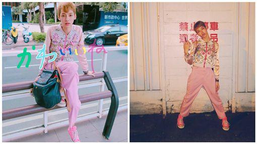 圖翻攝自Barbie Kiwebaby臉書
