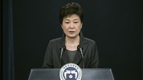 南韓總統朴槿惠(圖/美聯社/達志影像)