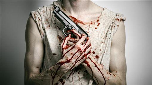 凶殺案,嫌犯 圖/shutterstock/達志影像
