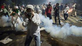 印尼,穆斯林,遊行,國會,總統,佐科威,示威,下台/路透社
