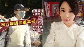 圖翻攝自呂文婉臉書 秦偉資料照