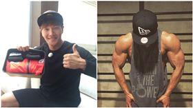 金鍾國,Running Man,健身,肌肉,脊椎側彎,脊椎,能力者/ig