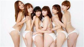 日本,紀念日,好尻,臀部,寫真女星/(圖/翻攝自中島功輔Twitter)