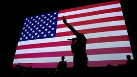 希拉蕊、美國總統大選▲(圖/美聯社/達志影像)
