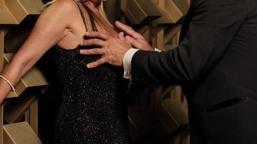 胸部,奶,性愛,襲胸,性侵/shutterstock
