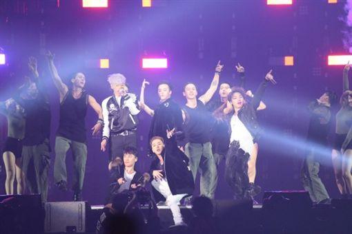 圖翻攝自韓網 BIGBANG GD 小松菜奈
