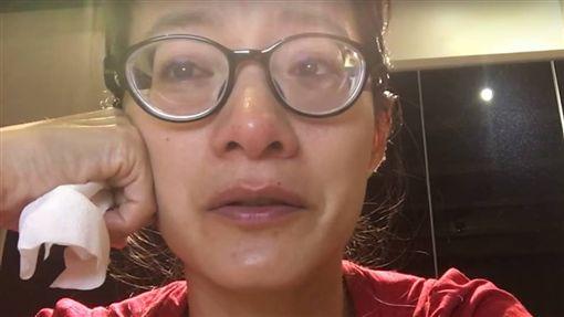 Janet謝怡芬、憂鬱、低潮(圖/翻攝自Janet謝怡芬臉書)