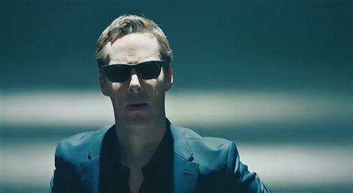 班奈狄克康柏拜區,Benedict Cumberbatch 圖/達志、翻攝自YouTube