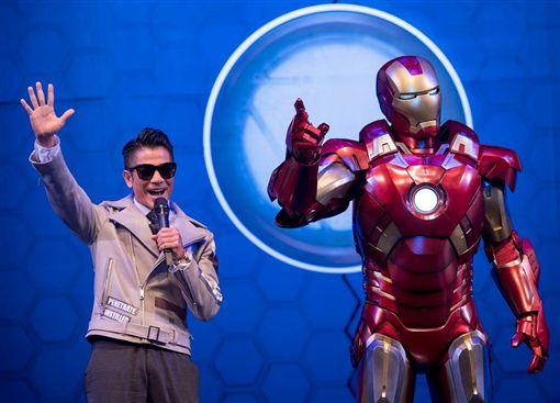 迪士尼全球首座漫威主題設施!鐵甲奇俠飛行之旅明年開幕(圖/香港迪士尼)