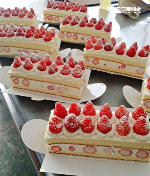 搶攻15億商機!草莓甜品提前促銷暖身(圖/愛合購)