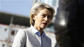 德國國防部長范德賴恩(Ursula von der Leyen)(圖/路透社/達志影像)