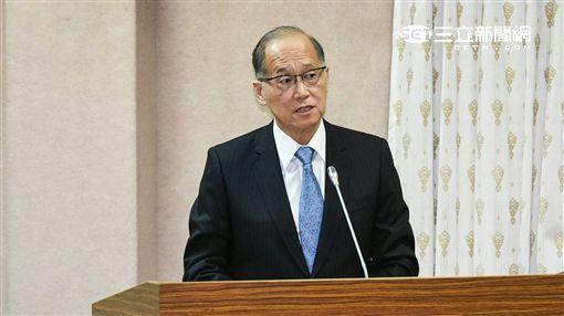 外交部長李大維 記者林敬旻攝